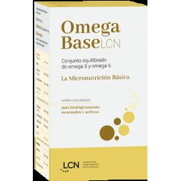 Omega baselcn  120 capsulas...