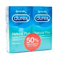DUREX NATURAL PLUS...