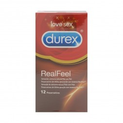 DUREX REAL FEEL...