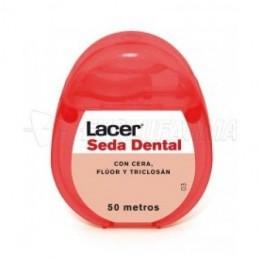 LACER SEDA DENTAL CON CERA,...